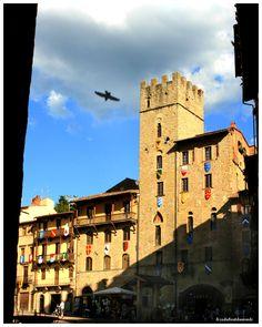 Arezzo, Italy by  lizaduboutdumonde