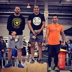 Congratulations to TWL athlete @jbsanthou on taking out Fit Wars 9 in Adelaide on Sunday. A real tight event all day and up against high quality athletes Sammy J and Kosta! #crossfit #crossfitaustralia #thewodlife #twlcrew #firstwin #fitwars9 #fitwars