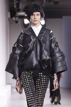 Junya Watanabe Ready To Wear Fall Winter 2015 Paris