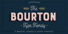 Bourton - Webfont & Desktop font « MyFonts