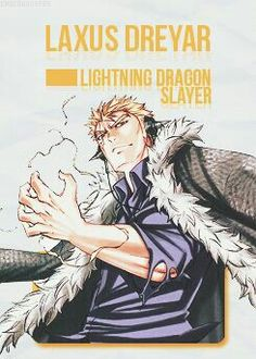 Actually  really he isn't a real Dragon slayer. He was implanted with a Dragon slayer lacrima