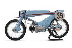 rocketumbl:  Deus Japan Honda Super Cub Racer