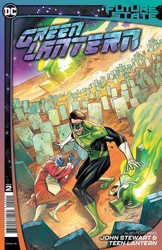 Green Lantern 2, Green Lantern Hal Jordan, Star Comics, Dc Comics, John Stewart, Den Of Geek, Justice League Dark, Wally West, Young Justice