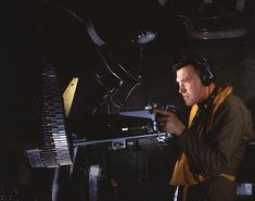 https://flic.kr/p/oa4UWg | [Waist Gunner in Boeing B-17 Flying Fortress, World War II] | Title: [Waist Gunner in Boeing B-17 Flying Fortress, World War II]  Creator: Richie, Robert Yarnall, 1908-1984  Date: April or May 1943  Place: Mitchel Field Air Force Base, Long Island, New York  Part Of: Robert Yarnall Richie photograph collection  Physical Description: 1 transparency: film, color; 10 x 13 cm  File: ag1982_0234_2526_K_998_sm_opt.jpg     Rights: Please cite DeGolyer Library, Southern…