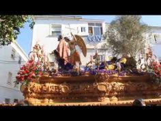 semana santa algeciras 2014 salida jesus en la oracion del huerto