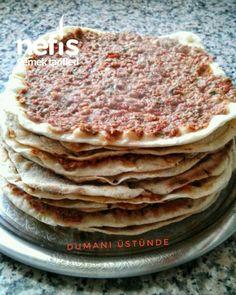 Ev Yapımı Lahmacun – Nefis Yemek Tarifleri Pancakes, Food And Drink, Breakfast, Cooking Recipes, Morning Coffee, Pancake, Crepes