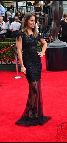 CRISTALLINI #BlackDress #RedCarpet #Glamour #Luxury #Prom
