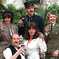 Icon of Allo Allo! for fans of British Comedy 30983664 British Tv Comedies, Classic Comedies, British Comedy, British Actors, Comedy Tv, Comedy Show, Funny Sitcoms, Star Of The Day, Vintage Television