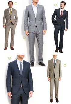 suit ideas - plain