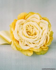 "See the ""Unique Bouquet"" in our Yellow Wedding Bouquets gallery"