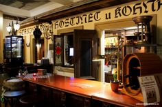 Flagship is the biggest pub in the town built in the premises of a former cinema. Bratislava, Liquor Cabinet, Flag, Ship, Furniture, Home Decor, Decoration Home, Room Decor, Ships