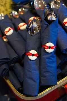 napkins holders with salvavidas