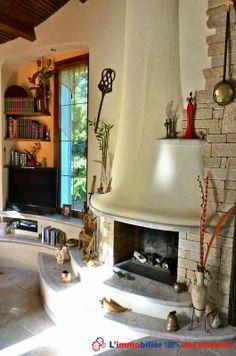 Maison d'architecte sur terrain clos paysager avec préau 2 voitures et atelier. Entrée, cuisine aménagée équipée ouverte sur séjour avec cheminée, bureau, 4 chambres, salle de bains, 2 salles d'eau, 2 wc, salle de jeux, cave, terrasse Sud.http://www.partenaire-europeen.fr/Annonces-Immobilieres/France/Pays-de-la-Loire/Maine-et-Loire/Vente-Maison-Villa-F8-SAINT-LEGER-SOUS-CHOLET-817428 #maison #cheminee