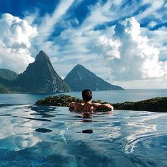 Wanderlust - Jade Mountain, St. Lucia