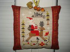 Cross Embroidery: Mikuláš
