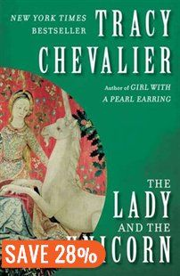 "Read ""The Lady and the Unicorn A Novel"" by Tracy Chevalier available from Rakuten Kobo. A tour de force of history and imagination, The Lady and the Unicorn is Tracy Chevalier's answer to the mystery behind o. Good Books, Books To Read, My Books, Unicorn Books, Unicorn Tapestries, Medieval Tapestry, Medieval Books, Historical Fiction, Fiction Books"