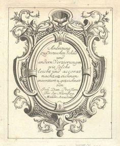 Preißler, Johann Daniel and Weigel, Johann Christoph - Europeana