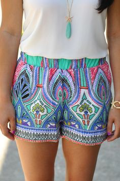 Get Out of Town Shorts