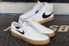 a38fcc8b9c255 Nike SB w ramach projektu Orange Label wydaje zestaw White Leather
