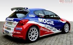Peugeot 207 S2000 - Kresta - Gross - Česká rally