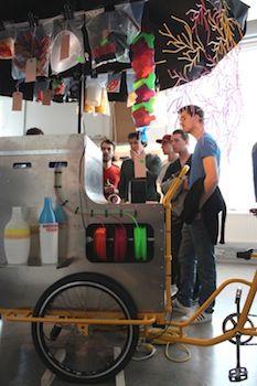 Kiosk 2.0 3D Printing Cart
