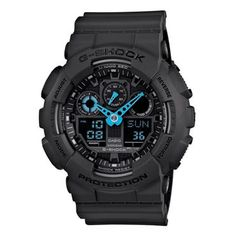 Men's Casio G-Shock Shock Resistant Gray And Blue Ani-Digi Watch - Item 19368364 | REEDS Jewelers