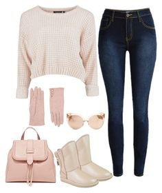 """Miercoles"" by rubie-ingrassia on Polyvore featuring moda, Accessorize, Australia Luxe Collective y Linda Farrow"
