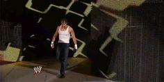 This gif is mmmm (yummy saying). I am going to say that I love Dean in a tank top! :)