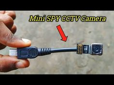 Tech Discover How to make Spy Cctv Camera at Home - with old mobile Camera Computer Projects, Electronic Circuit Projects, Electrical Projects, Hobby Electronics, Electronics Basics, Electronics Projects, Diy Security Camera, Security Cameras For Home, Technology Hacks