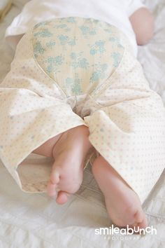 Sewing - Baby Pants