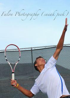Senior Photography  Sports  Tennis  Senior Ideas