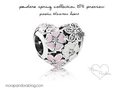 It's just overa week until the launch of the Pandora Spring 2016 release, and today I have some lovely high resolution images of all the collection's new charms! EntitledPoetic Blooms,the collection is due out on the 17th of this month and features a lot of floral motifs and nature-themed pieces. This preview encompasses just the …Read more...