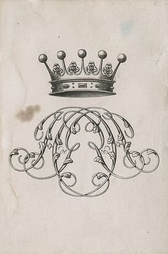 crown and ornament image transfer