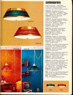 1967 Moe Light Catalog with Fiesta Lights
