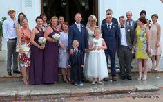 My Big Fat British Wedding Nerja, British Wedding, Andalusia, Bridesmaid Dresses, Wedding Dresses, Fat, Salvador, Fashion, Bridesmade Dresses