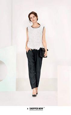 Pimkie Lookbook Winter 14 #Lookbook #collection #mode #femme #fashion #backstage #Lookbook
