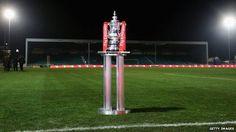 UKCALCIO: [FA CUP] L'Eastleigh sfiora il colpaccio e costrin...
