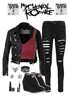 """My Chemical Romance - - ''mama''"" by x-supernatural-x ❤ liked on Polyvore"