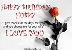 An Awesome Collection Of Best Happy Birthday Wishes For A Husband Is Here Very Special Person In The World You Should Find Sweet