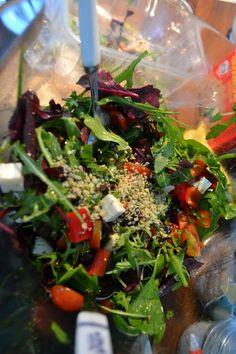 Emmin ja Terhin treeniblogi: Ruokavalio ennen ja nyt + treenit (E)