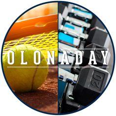 #olonaday: il 18 settembre vieni a provare tutti i nostri sport! #fitness #tennis #trx #zumba #pilates #gym #circuittraining #functional