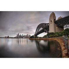 The magic of Sydney harbour. #sydney #sydneyharbourbridge #sydneyoperahouse #australia #hello_bluey #canonaustralia #landscape #panorama #bridge #natgeotravel #our_excellent_world #canon5dmarkiii #landscape #landscapephotography by sfraserphoto http://ift.tt/1NRMbNv