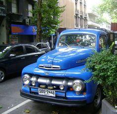 Ford 1951 - Montevideo - Uruguay