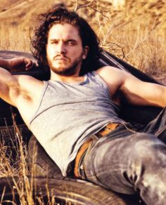 Kit Harington - from Rolling Stone article May 8, 2014