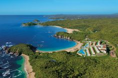 Secrets Huatulco, Mexico....I would go back again. Sunny and 90 degrees every day