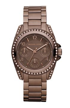 Michael Kors 'Blair' Multifunction Watch available at #Nordstrom