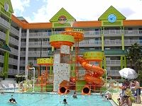 nick hotel pool. Disney Cruise, Disney Parks, Oasis Pool, Wild Waters, Family Resorts, Hotel Pool, Water Slides, Pools, Places Ive Been