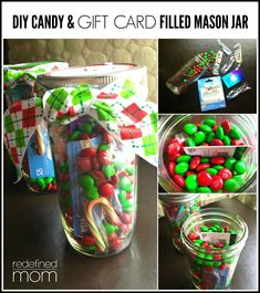Giving gift cards or cash this holiday season? Here is a DIY Creative Holiday Gift Card or Cash Gifts for Teens that they will love to receive. Christmas Gifts For Friends, Holiday Gifts, Christmas Diy, Christmas Stocking, Christmas Presents, Birthday Gifts For Teens, Mason Jar Gifts, Candy Gifts, Best Friend Gifts