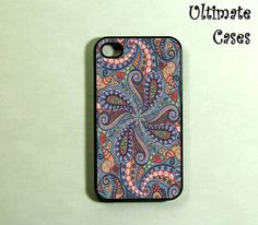 Iphone case  Damask by ultimatecases on Etsy, $17.00