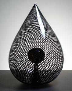 Invitational Glass Show - Blue Rain Gallery / Santa Fe New Mexico